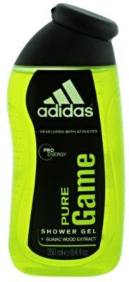 Adidas Pure Game gel za prhanje za moške