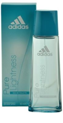 Adidas Pure Lightness Eau de Toilette para mulheres