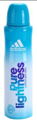 Adidas Pure Lightness дезодорант-спрей для жінок
