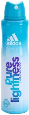 Adidas Pure Lightness дезодорант-спрей для жінок 1