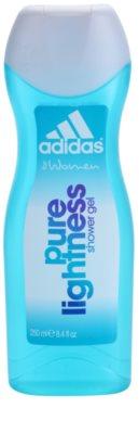 Adidas Pure Lightness gel de ducha para mujer