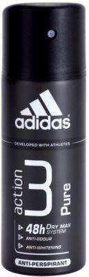 Adidas A3 Pure Deo Spray for Women