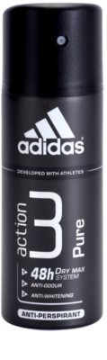 Adidas A3 Pure Deo-Spray für Damen