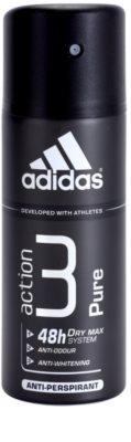 Adidas A3 Pure дезодорант-спрей для жінок