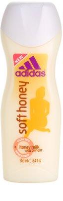 Adidas Soft Honey crema de ducha para mujer
