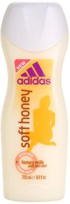 Adidas Soft Honey creme de duche para mulheres