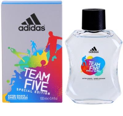Adidas Team Five after shave para homens