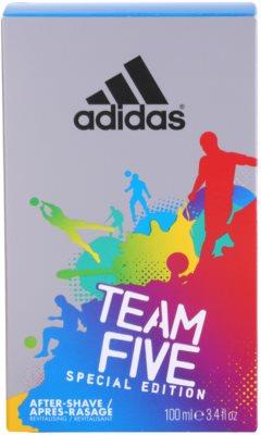 Adidas Team Five voda po holení pro muže 3