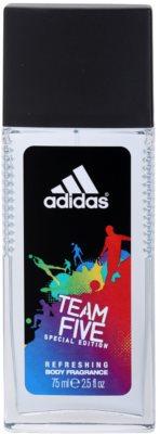 Adidas Team Five Дезодорант с пулверизатор за мъже