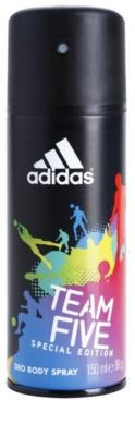 Adidas Team Five dezodor férfiaknak