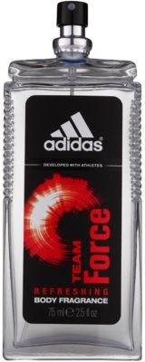 Adidas Team Force pršilo za telo za moške