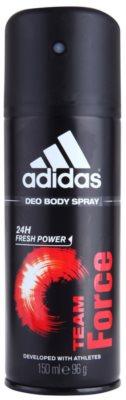 Adidas Team Force dezodor férfiaknak