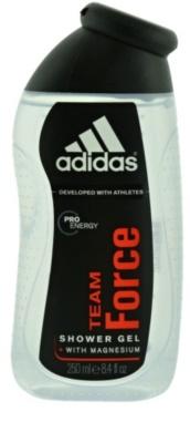 Adidas Team Force gel de duche para homens