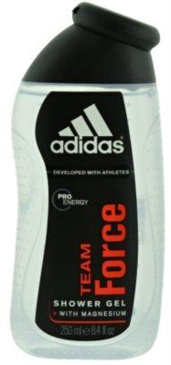 Adidas Team Force gel za prhanje za moške