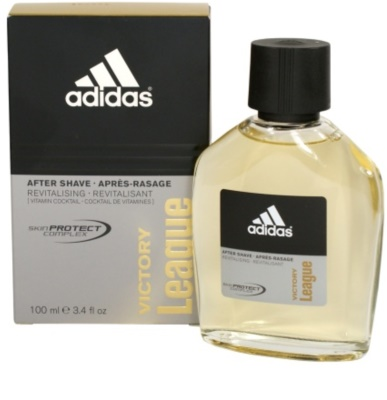 Adidas Victory League after shave para homens