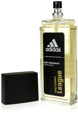 Adidas Victory League desodorizante vaporizador para homens 1