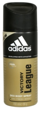 Adidas Victory League deodorant Spray para homens