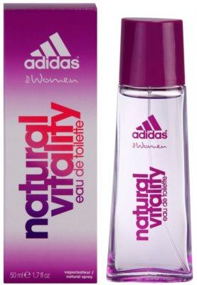 Adidas Natural Vitality eau de toilette para mujer