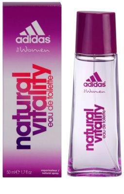 Adidas Natural Vitality woda toaletowa dla kobiet