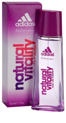 Adidas Natural Vitality Eau de Toilette pentru femei 1