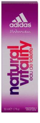 Adidas Natural Vitality Eau de Toilette pentru femei 4