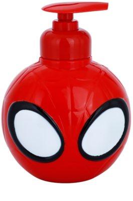 Admiranda Ultimate Spider-Man 3D sabonete líquido para crianças