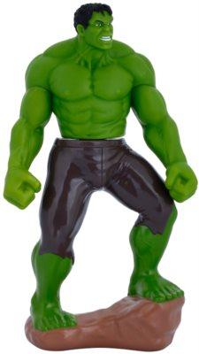 Admiranda Avengers Hulk 3D espuma de banho e gel de duche 2 em 1 para crianças