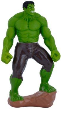 Admiranda Avengers Hulk 3D espuma de baño y gel de ducha 2en1 para niños