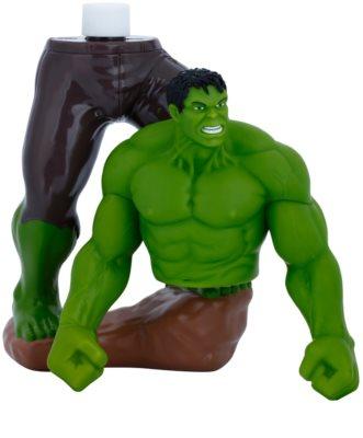 Admiranda Avengers Hulk 3D espuma de banho e gel de duche 2 em 1 para crianças 1