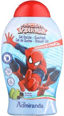 Admiranda Ultimate Spider-Man Gel de dus hipoalergenic.