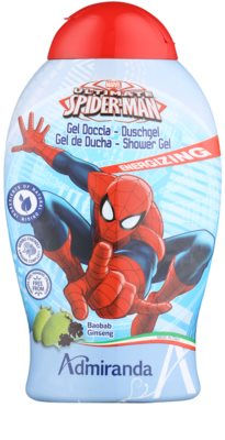 Admiranda Ultimate Spider-Man hipoalergiczny żel pod prysznic