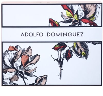 Adolfo Dominguez Agua Fresca de Rosas Blancas set cadou 1