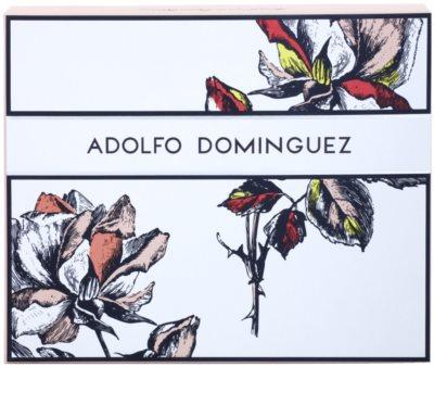 Adolfo Dominguez Agua Fresca de Rosas Blancas coffret presente 1