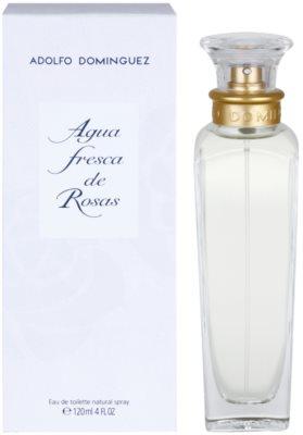 Adolfo Dominguez Agua Fresca de Rosas туалетна вода для жінок