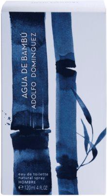 Adolfo Dominguez Agua de Bambu Eau de Toilette für Herren 4