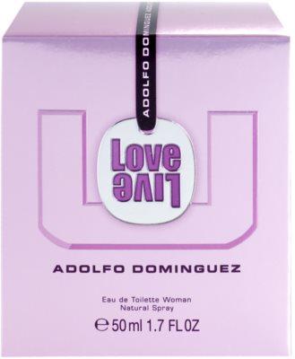 Adolfo Dominguez U Love Live туалетна вода для жінок 4