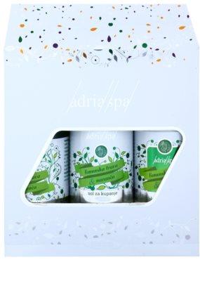 Adria-Spa Lemongrass & Orange set cosmetice I.