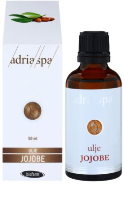 Adria-Spa Natural Oil óleo de Massagem de Jojoba 1