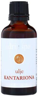 Adria-Spa Natural Oil šentjanževo olje za suho kožo