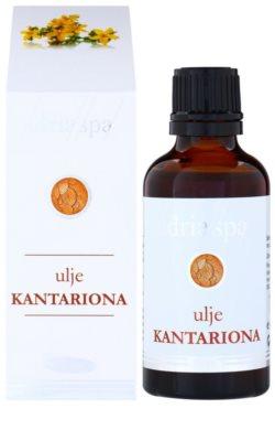 Adria-Spa Natural Oil Johanniskrautöl für trockene Haut 1