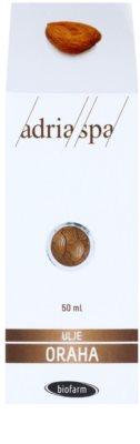 Adria-Spa Natural Oil олія волоського горіха для сухого або пошкодженого волосся 2