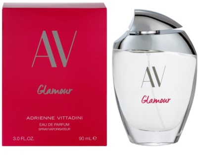 Adrienne Vittadini Glamour Eau de Parfum para mulheres