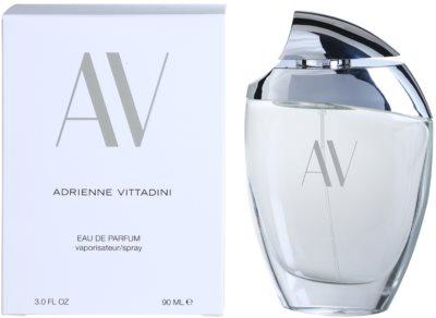 Adrienne Vittadini AV eau de parfum nőknek
