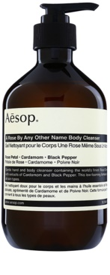 Aésop Body A Rose By Any Other Name jemný sprchový gel