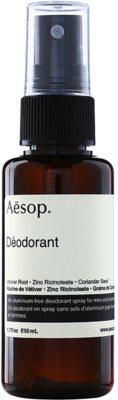 Aésop Body дезодорант-спрей без вмісту алюмінія