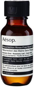 Aésop Body Resurrection gel sin aclarado para lavado de manos