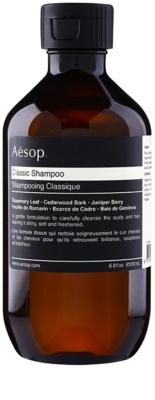 Aésop Hair Classic sampon delicat pentru toate tipurile de par