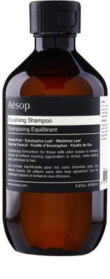 Aésop Hair Equalising šampon pro obnovení rovnováhy pokožky hlavy