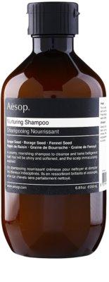 Aésop Hair Nurturing szampon odżywczy do włosów trudno poddających się stylizacji