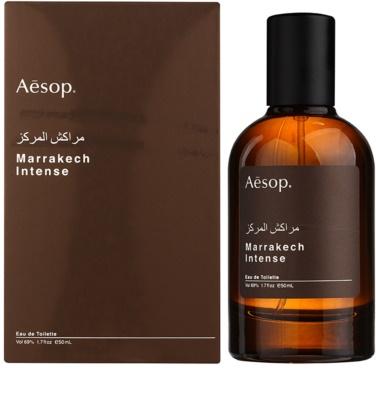 Aésop Marrakech Intense woda toaletowa unisex